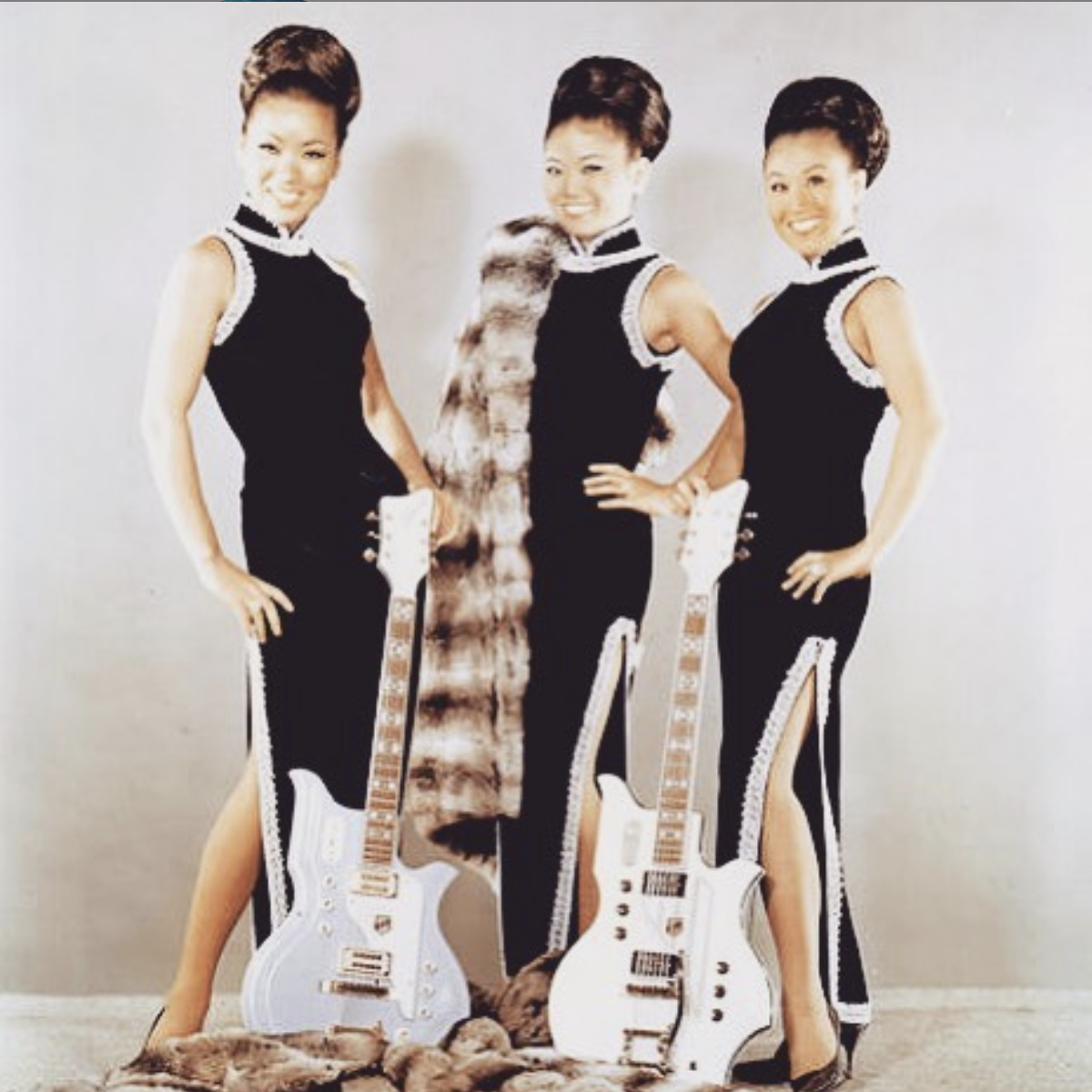 The Kim Sisters were the original K-pop sensations. Do yourself a favor and look these badass ladies up!