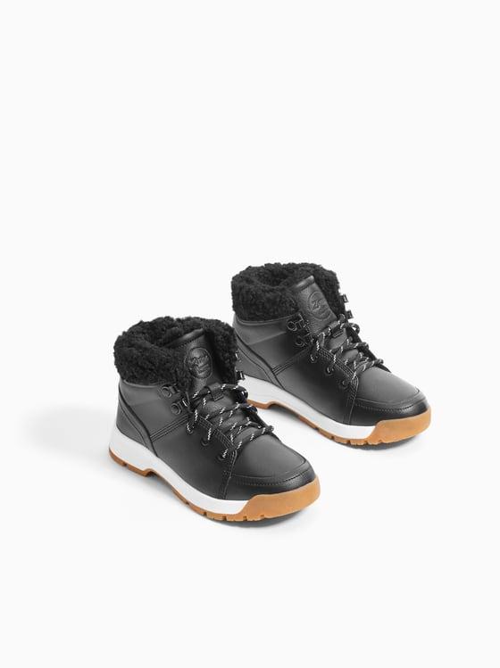 Flat Lines Boots - Black