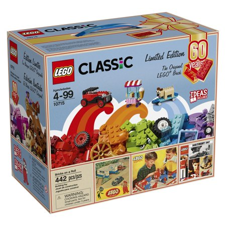 LEGO Classics - 60th Anniversary Limited Edition