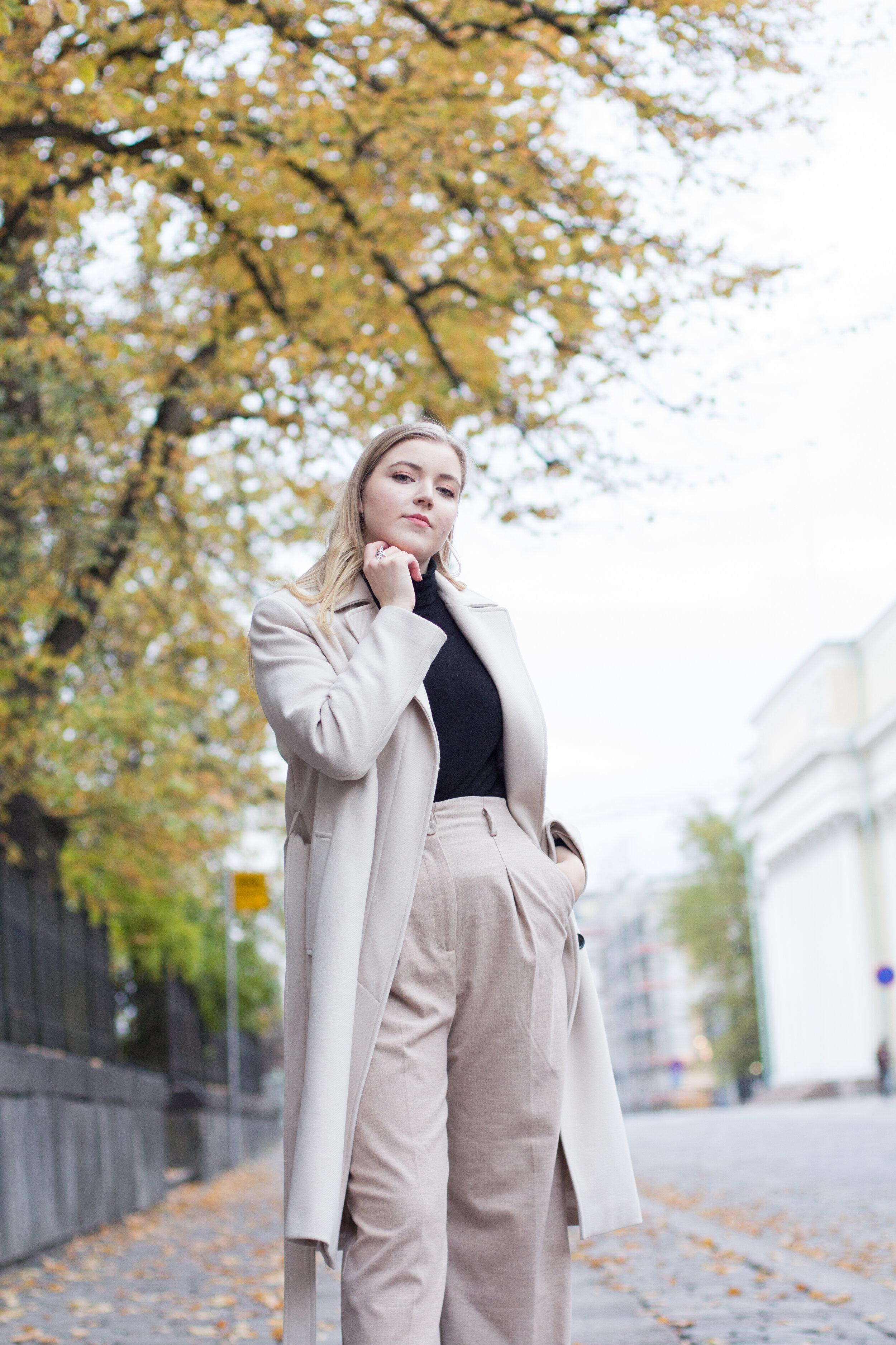 Beige coat outfit girl photo 7.jpg