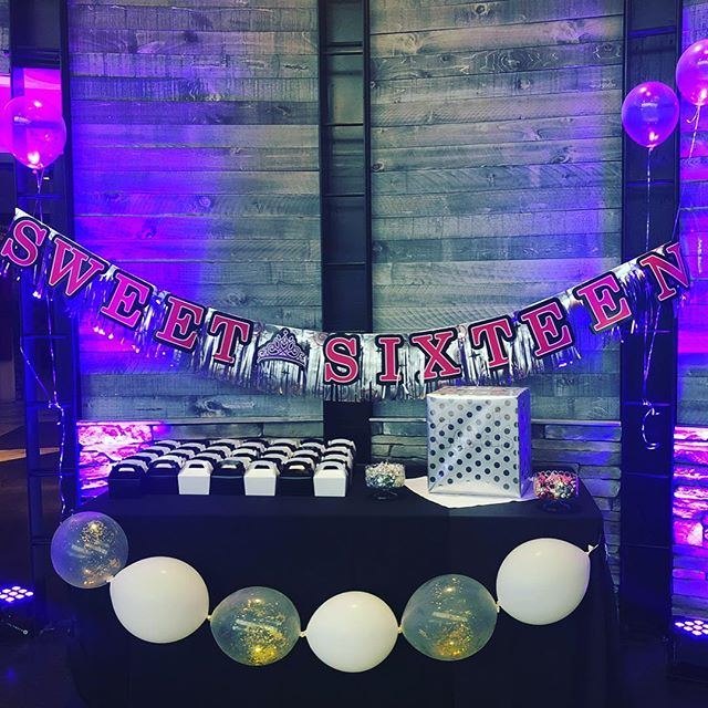 Happy birthday, McKenzi! 🎂🎉 What a way to start off your year! ⠀⠀⠀⠀⠀⠀⠀⠀⠀ ⠀⠀⠀⠀⠀⠀⠀⠀⠀ Beautiful #uplighting by @encoreevents and a gorgeous cake from @premierpastry! ⠀⠀⠀⠀⠀⠀⠀⠀⠀ ⠀⠀⠀⠀⠀⠀⠀⠀⠀ #lalunaroc #lalunarochester #lalunahighfalls #rochesterny #eventspace #venue #birthday #party #celebration #sweetsixteen