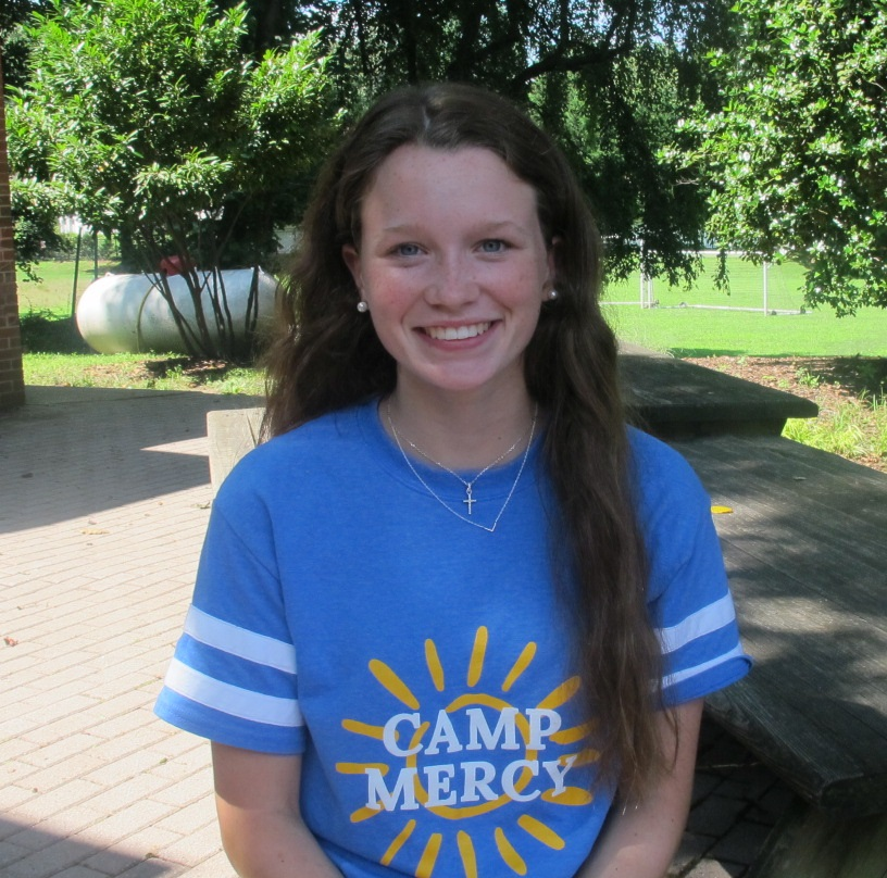 Katie O'Connor - Hi! My name is Katie and I am a rising Junior at St. John's College High School. Being one of four I love working with kids. I enjoy playing soccer, making arts and crafts, and hanging out with friends. Can't wait to meet you all!