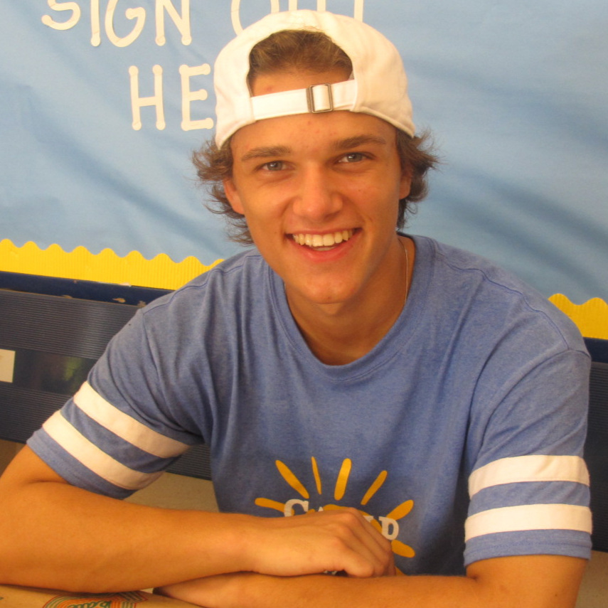 Chase Noah - Hey! I'm Chase and I'm going to be a freshman at the University at Albany this fall to play division I lacrosse after graduating from St. Andrews. I've worked with children at many lacrosse camps and I enjoy building forts.