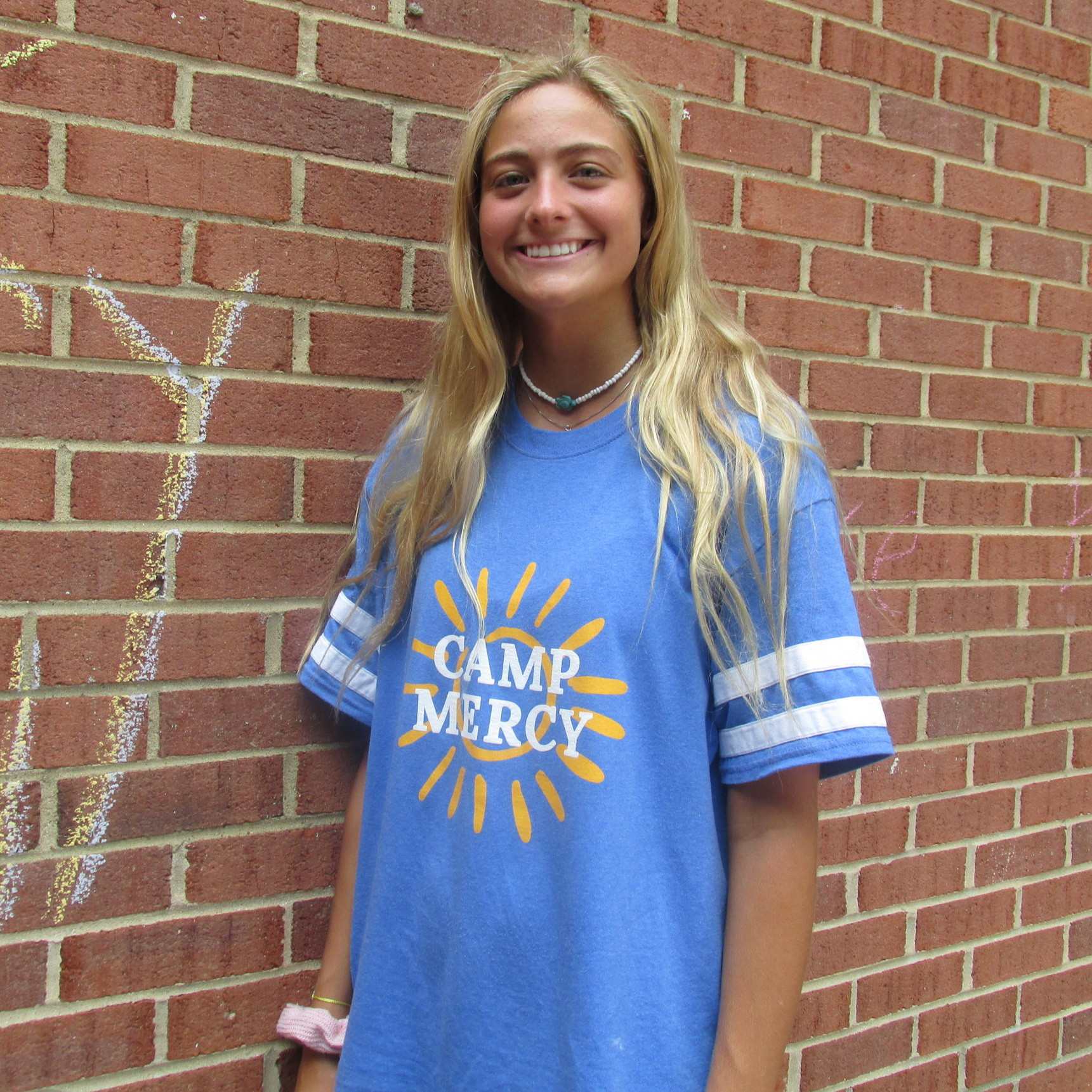 AShley Foley- Head Counselor - Hi Everyone! My name is Ashley Foley and I am a incoming Freshman in College. I graduated from The Academy of The Holy Cross, and attended Our Lady of Mercy for middle school. I am very excited to be a lead counselor at Mercy Camp, and look forward to meeting both you and your kids! Feel free to email me, or the other counselors with any questions you may have! Happy summer!