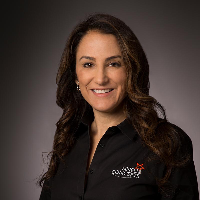 Courtney Sinelli - EVP & Zookeeper
