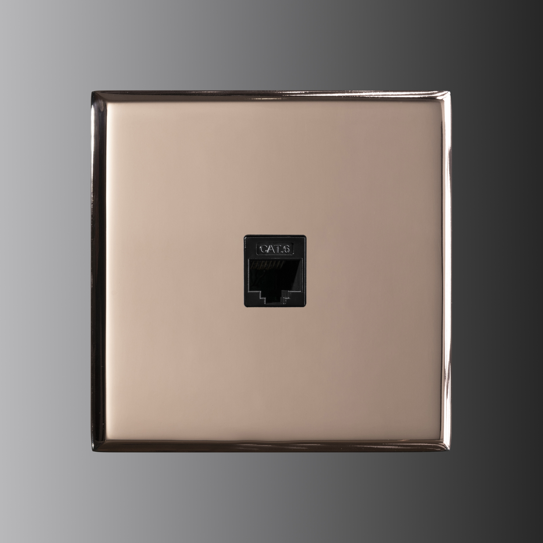 RM Mirror Copper patina