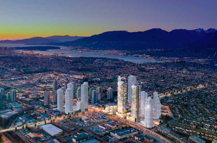 The Amazing Brentwood  SHAPE PROPERTIES  Burnaby