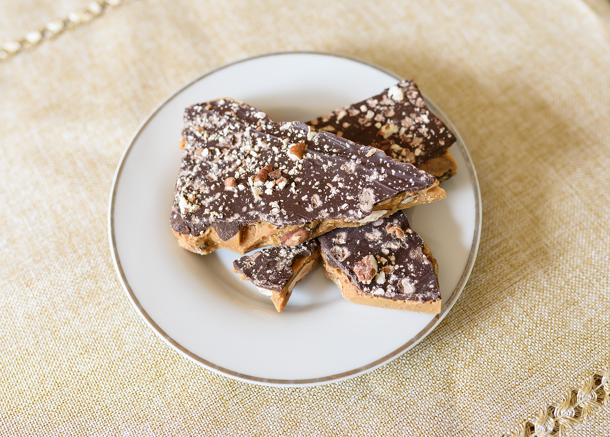 Red Rocks Toffee on a Plate.jpg