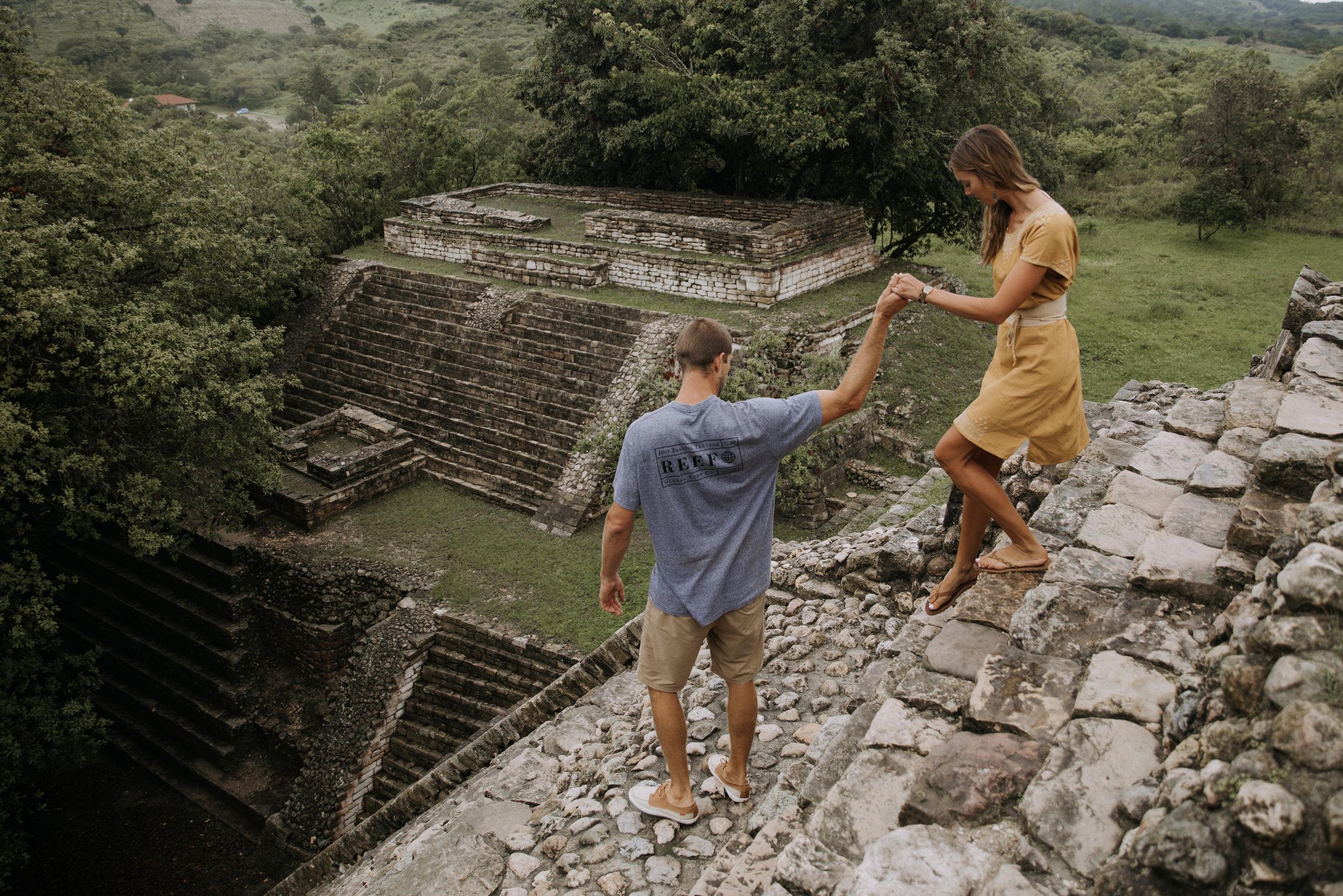 Exploring Tenam Puente