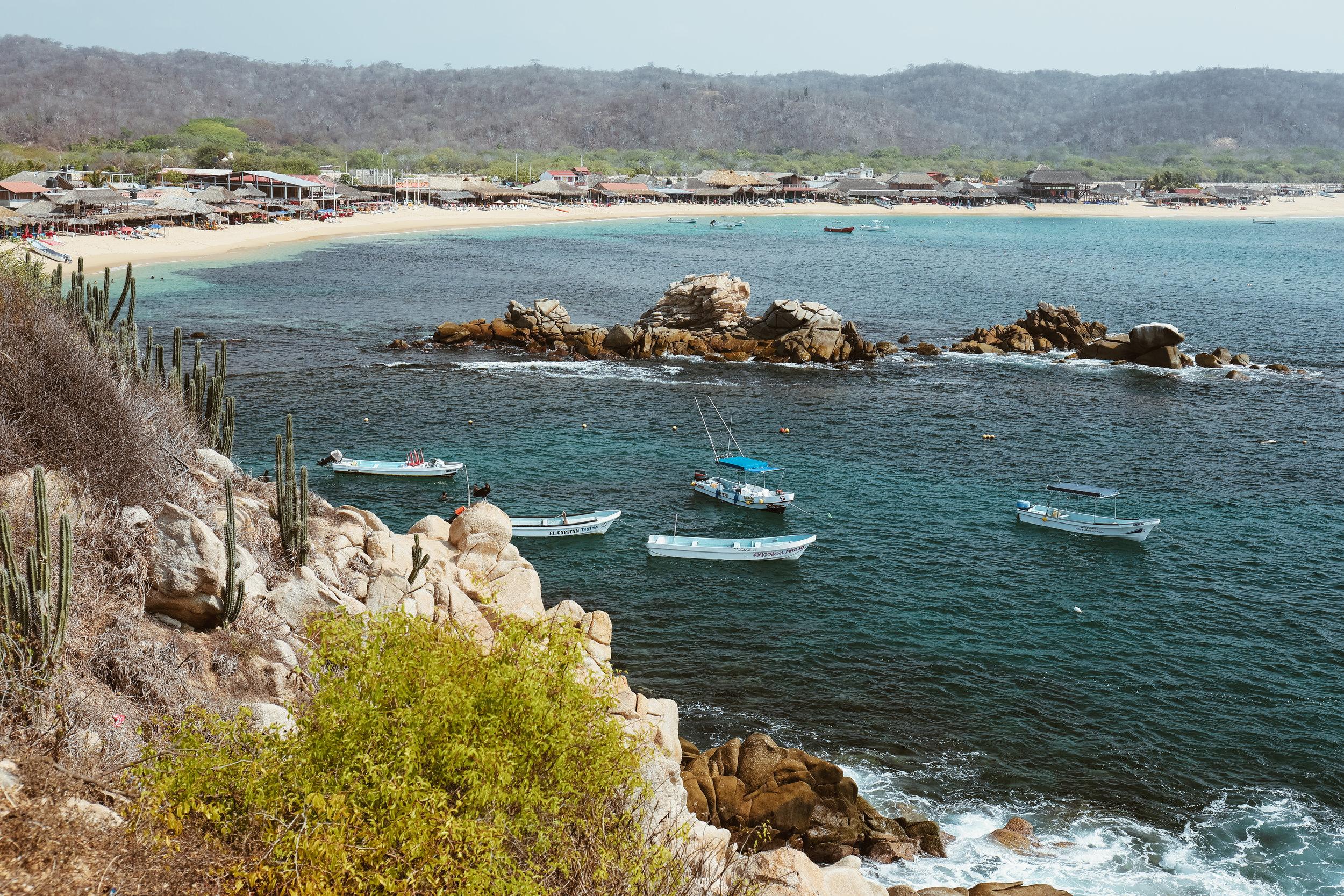 Bahia San Agustin