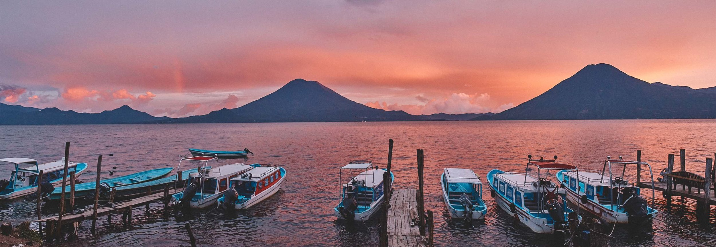 Lake Atitlan. Photo by Willie Kessel.