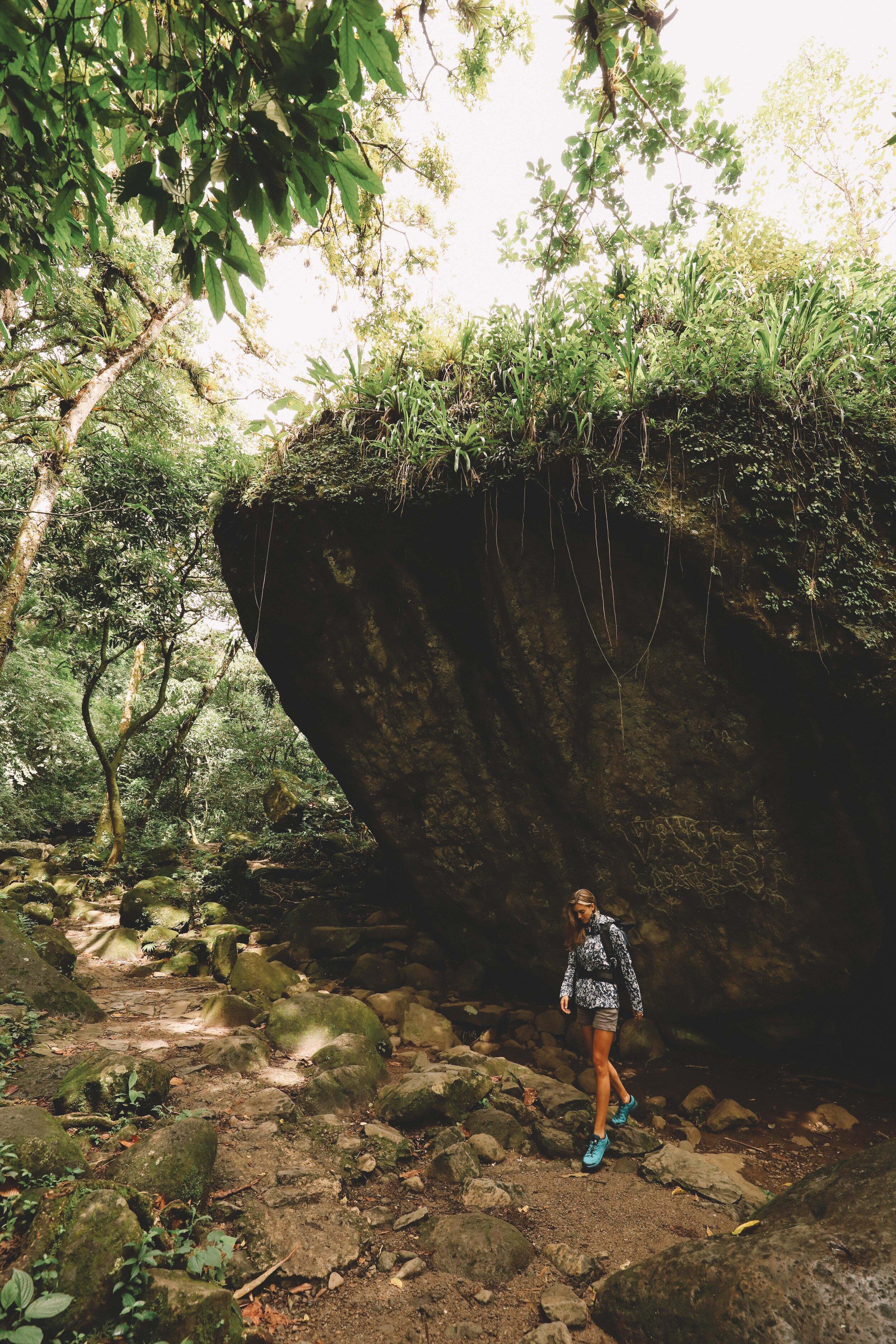 La Piedra Pintada