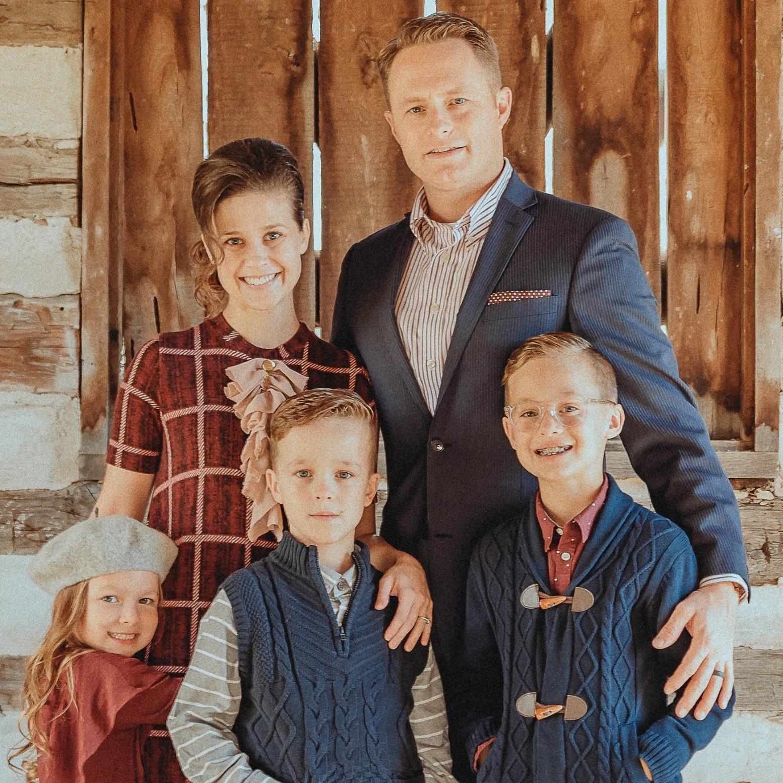 Luke and Amy Levine - Senior Pastor of TAS