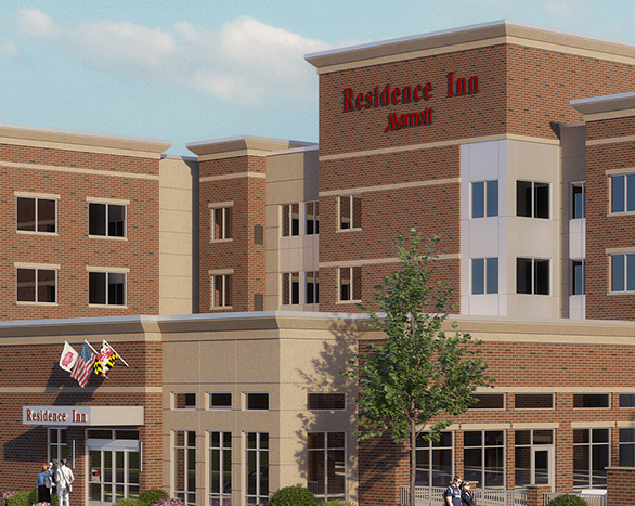 the hotel - See and learn about the Residence Inn by Marriott Fulton at Maple Lawn in Maryland.