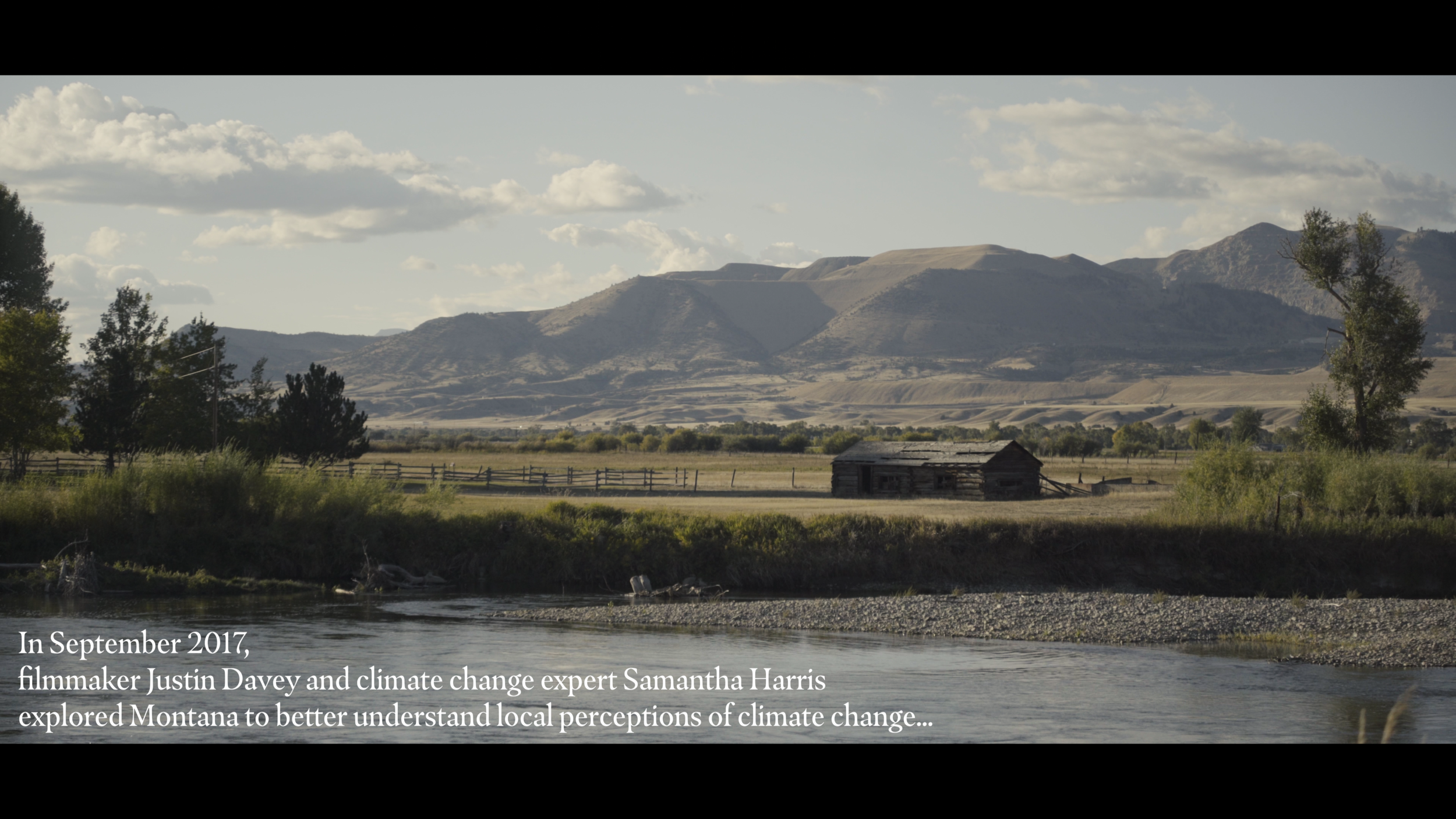 Inspired by the contemporary political divide, a New York Times article outlining the melting glaciers of Glacier National Park and a childhood dream of seeing Montana up close, Justin invited Samantha Harris on a 21 day exploration of the state to get to know Montanans, their culture and their land with a particular focus on climate change. This short film provides an insight into that experience.