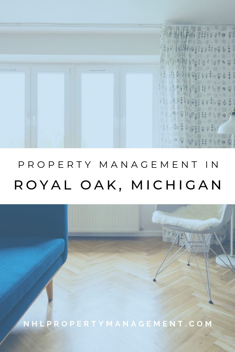 Property Management in Royal Oak, Michigan
