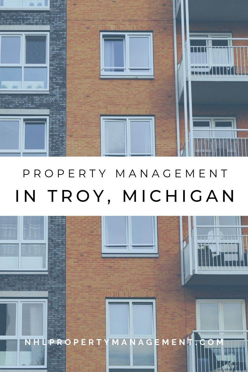 Property Management In Troy, Michigan