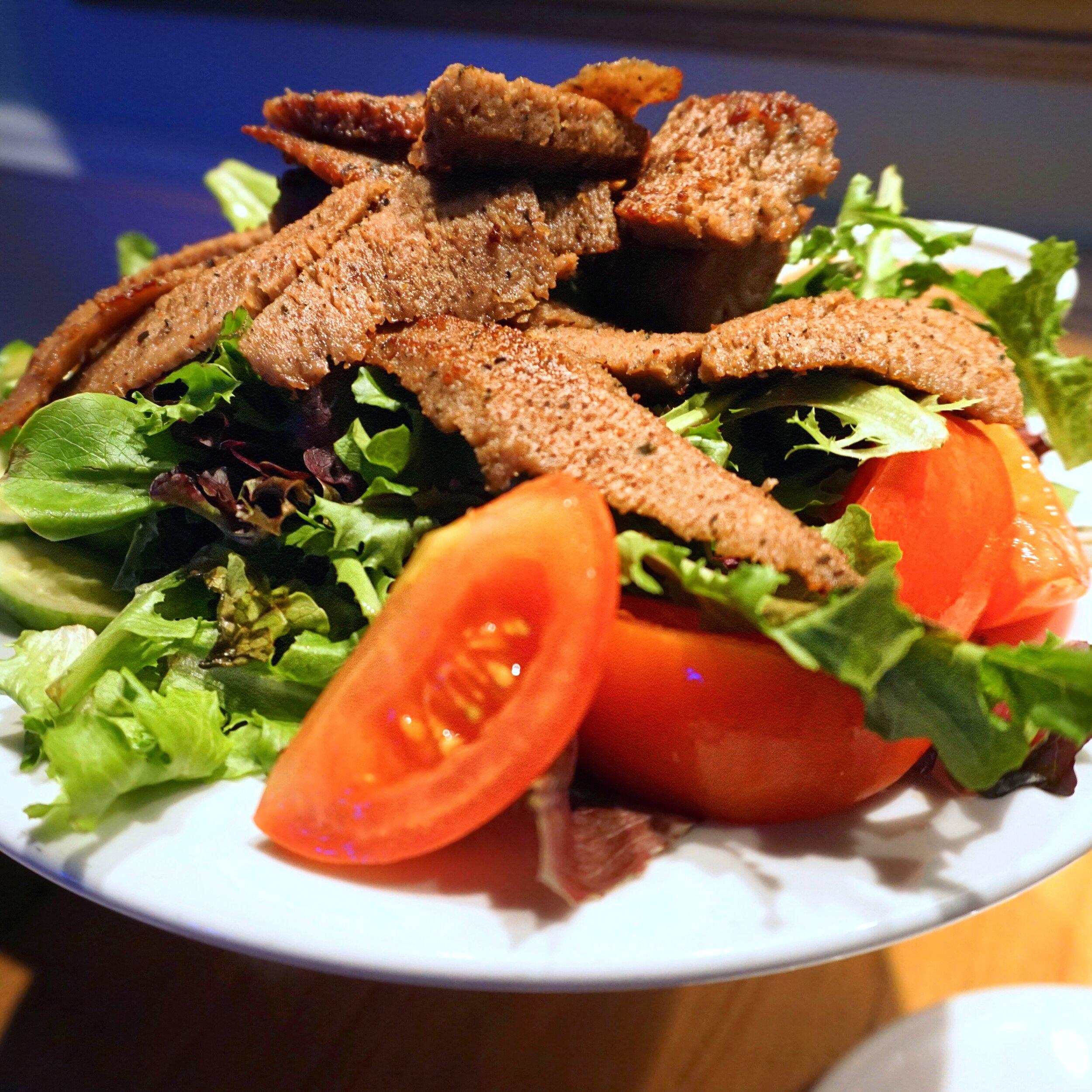 Ikaros Gyro Salata