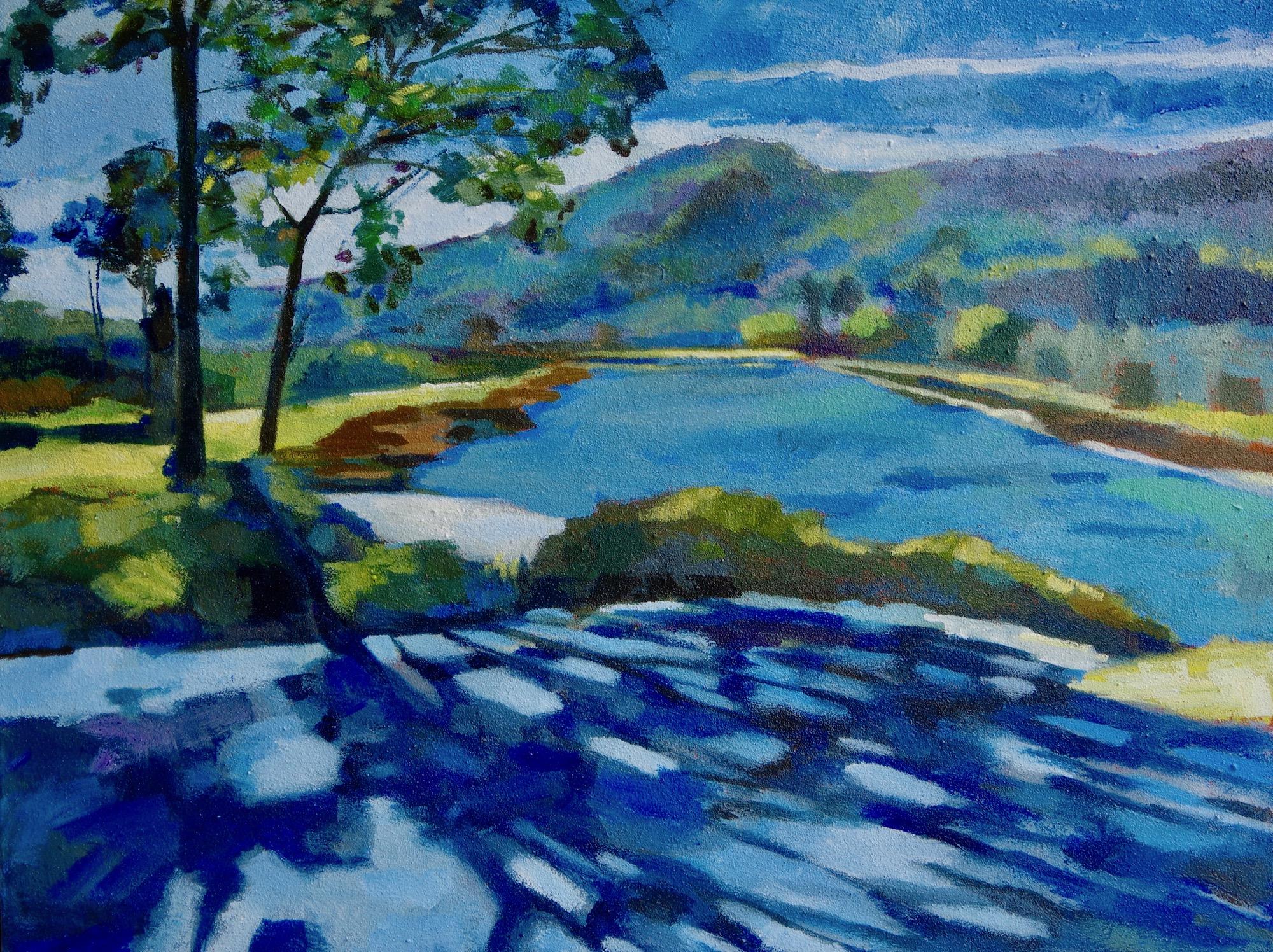 Corte Madera Creek
