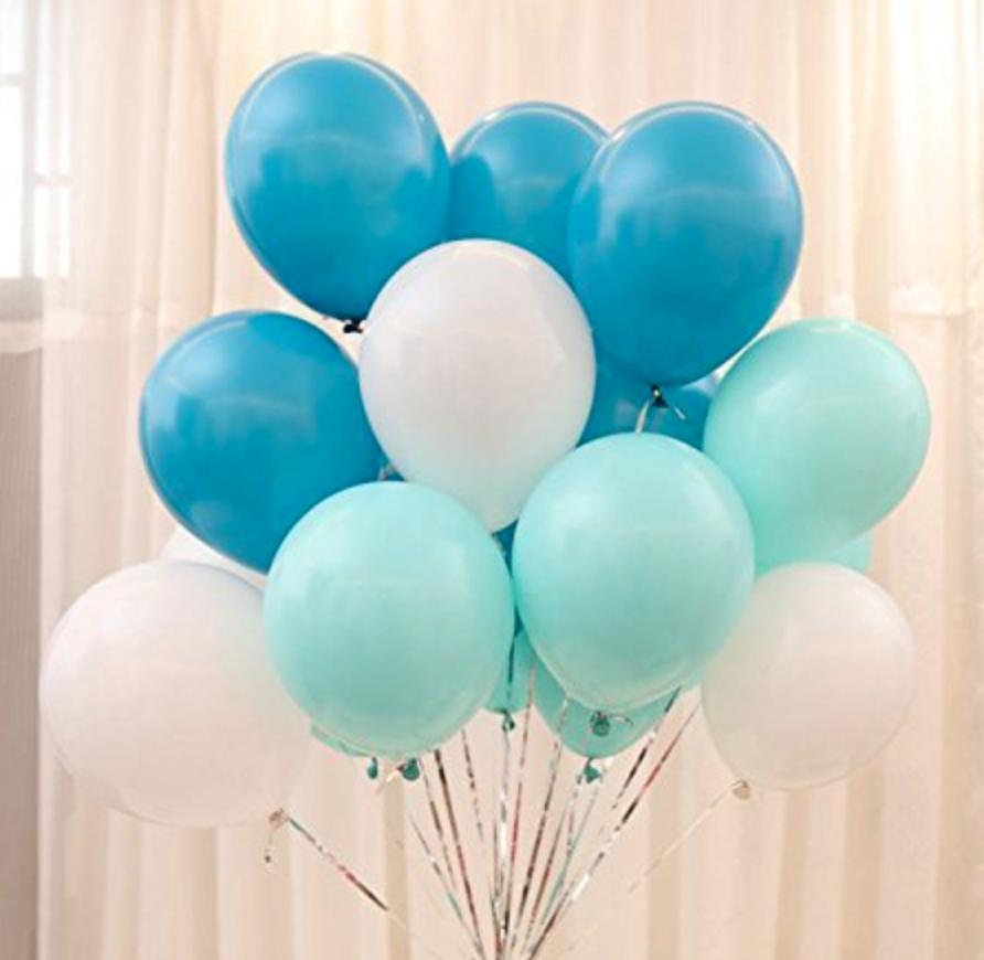 Blue Balloon Pack