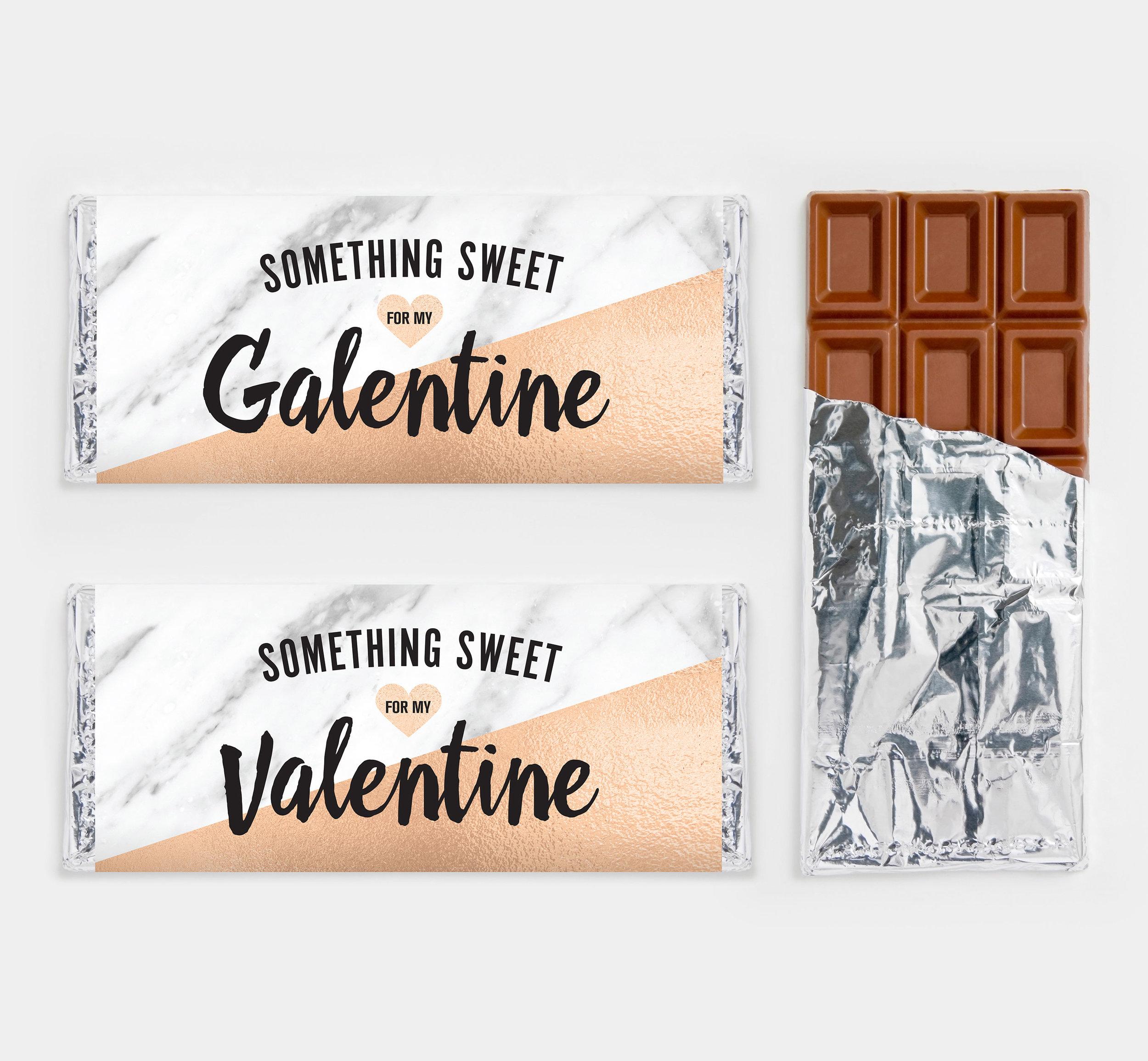 Valentine & Galentine Candy Wraps