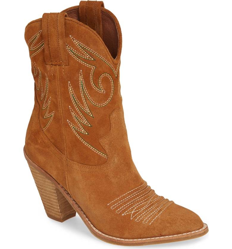 Audie Cowgirl Boot   JEFFREY CAMPBELL