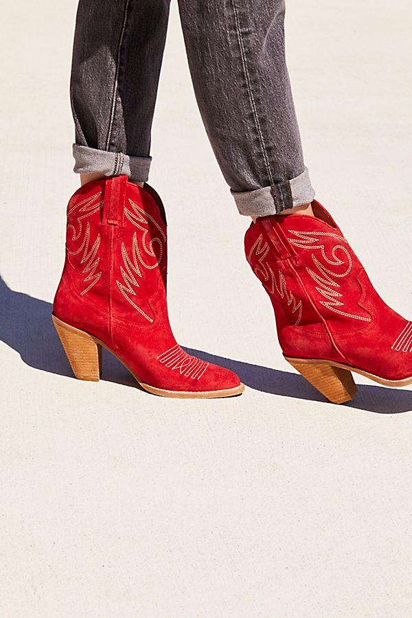 West Side Western Boot