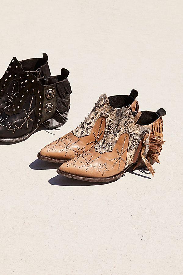Bev Western Boot