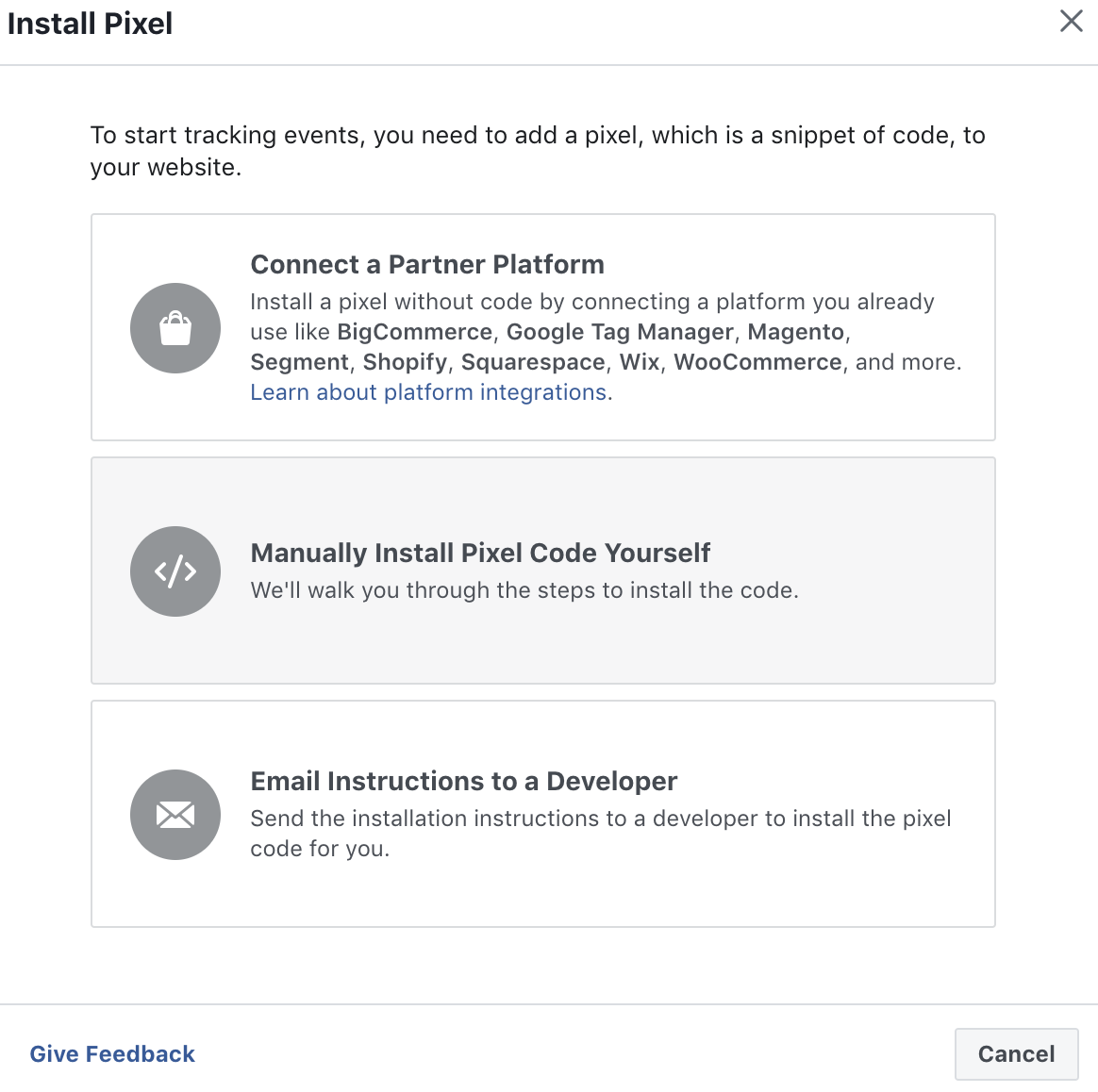 How to install and use the Facebook Pixel in your ads - retarget