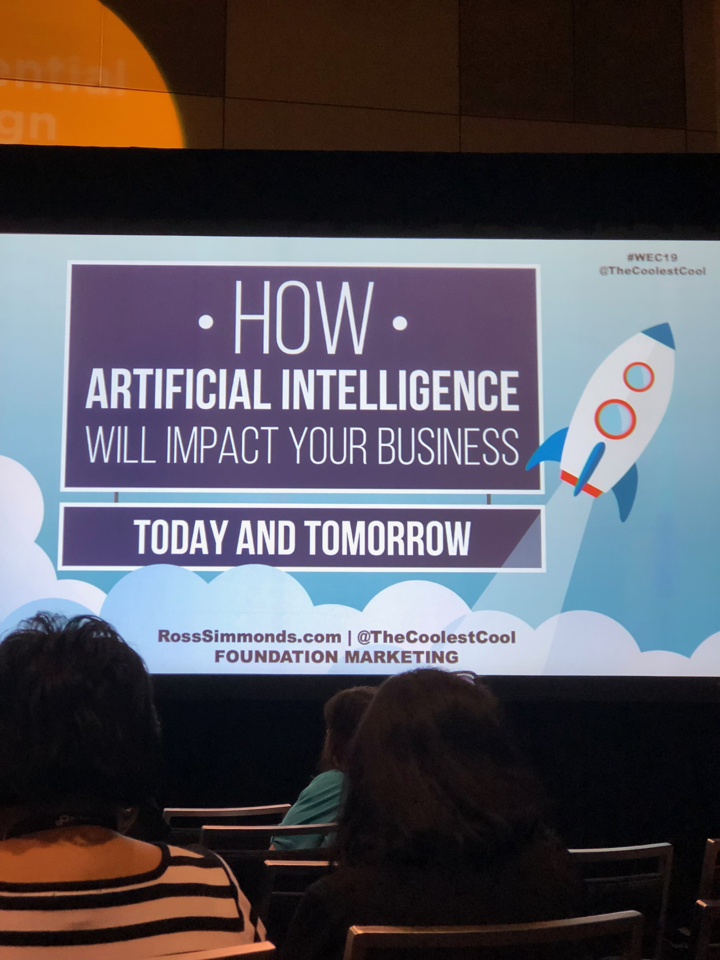 How AI will impact your business today and tomorrow