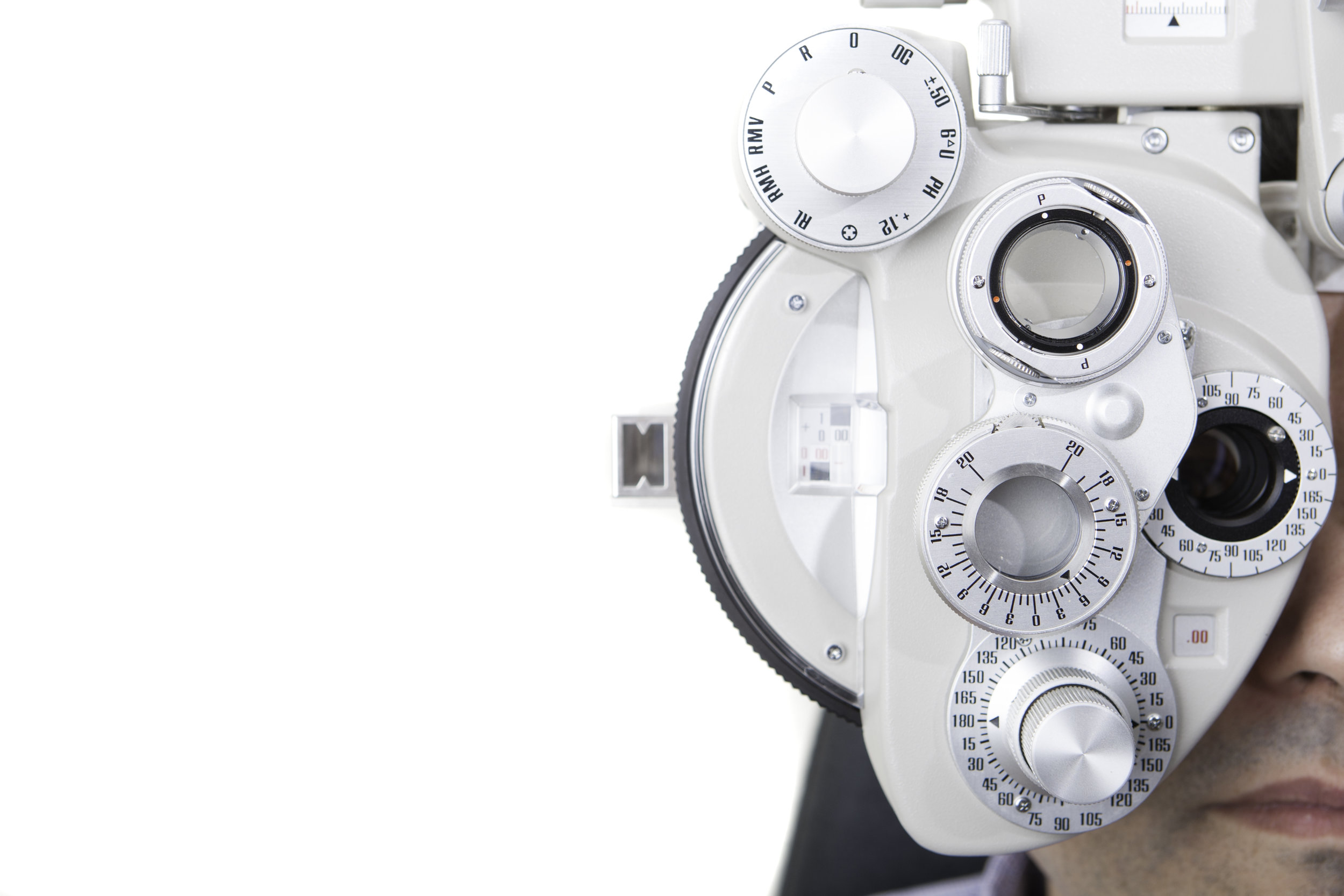 Eye Exams for All Ages