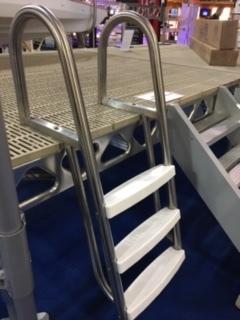 15 Degree Dock Ladder