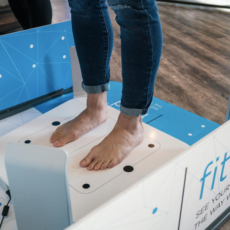 THEY 'FIT' YOU - FLEET FEET