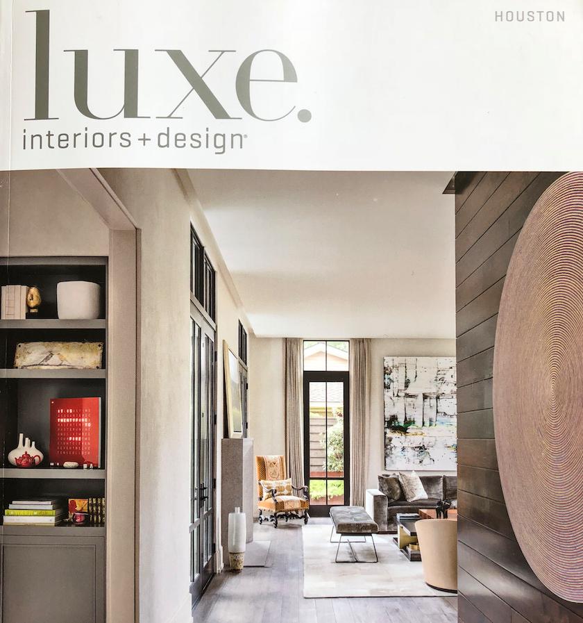 Luxe Magazine Interiors + Design
