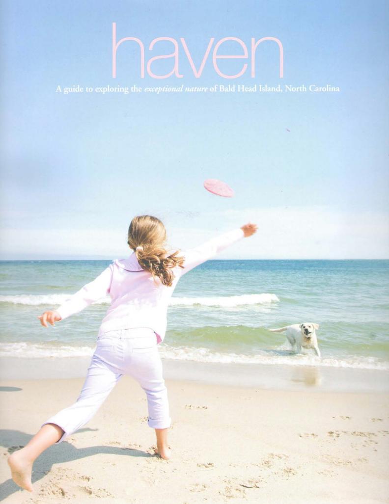 Haven Magazine Feature