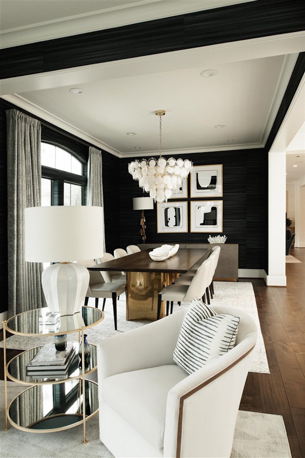 Living Room Spaces By Houston Interior Designers Mann Designs Studio
