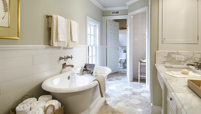 Luxurious Custom Bathroom's