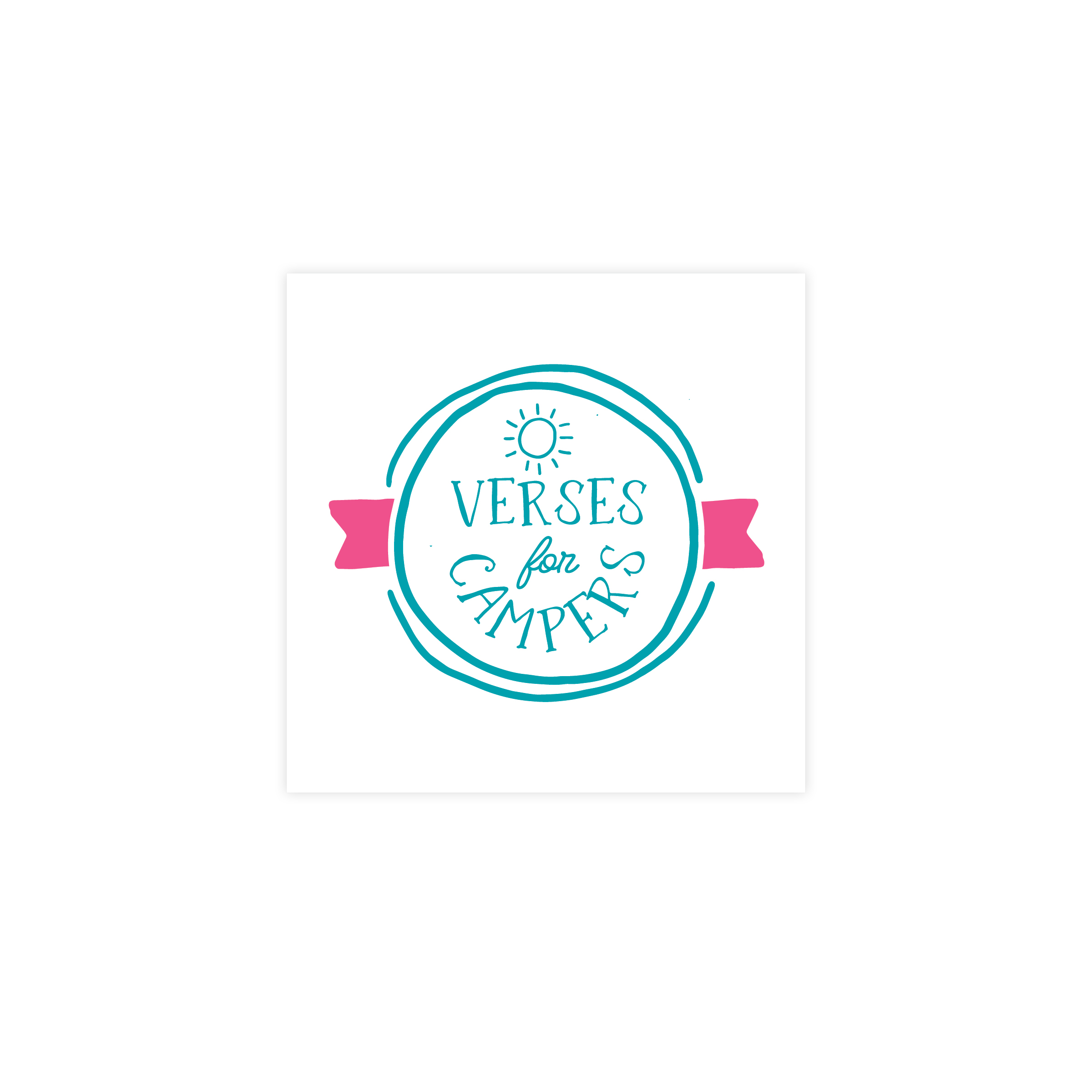 VERSES FOR CAMPERS: Girls - $12.50