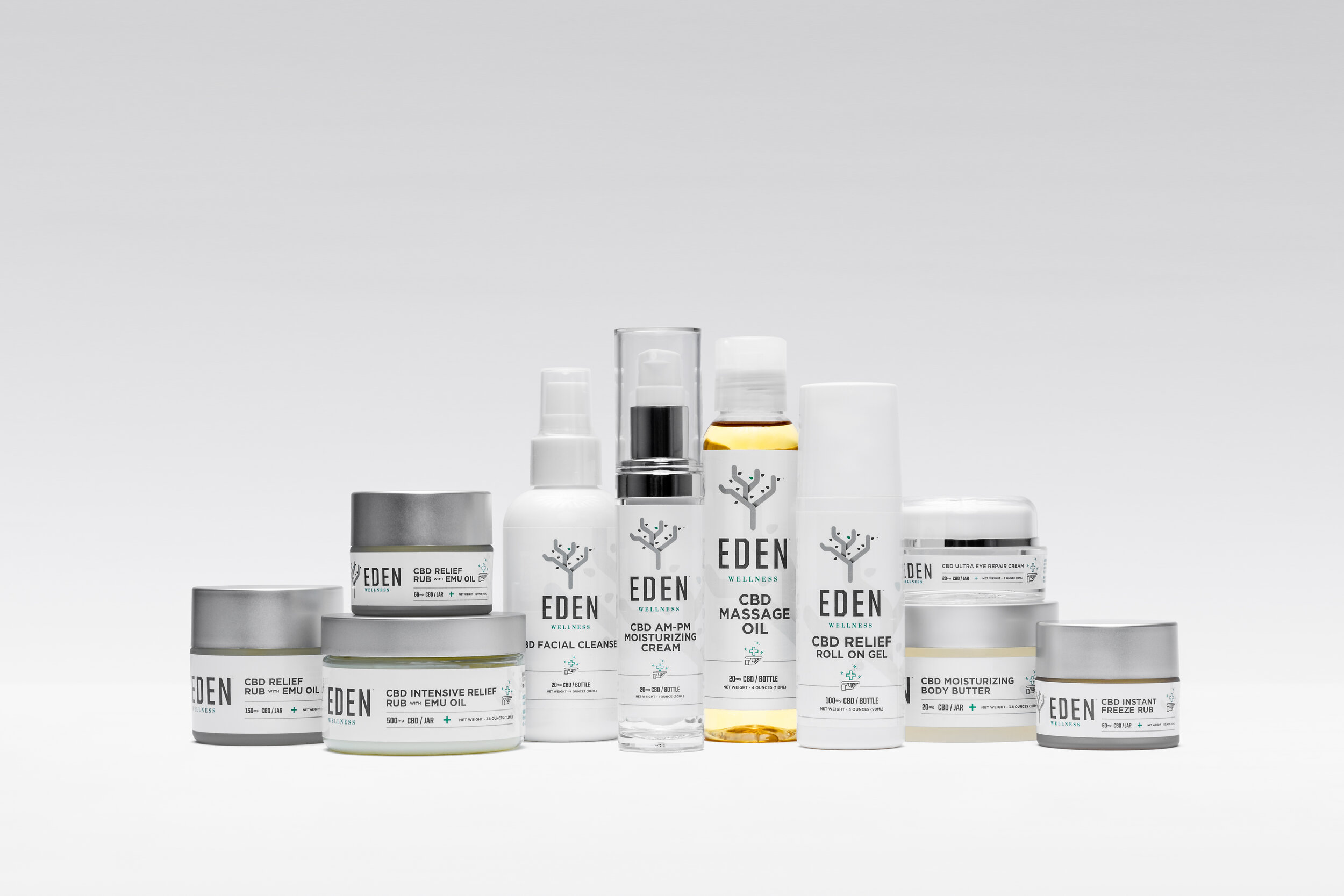Welcome to the home of - EDEN WELLNESS