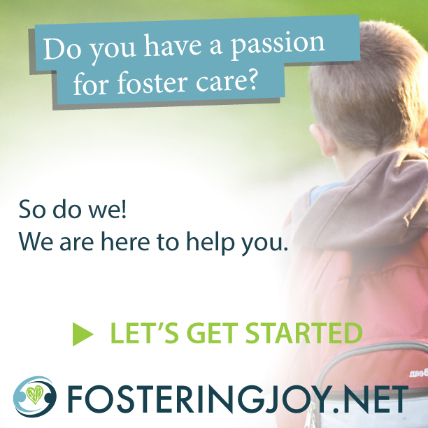"What we do… - Fostering Joy is a family advocate ministry that assists families and churches who have a heart for caring for orphans and foster children, by equipping congregations, providing community support, and education. We believe the best way to care for these children is through the family. In short, if ""God sets the lonely into families"" (Psalm 68:6), then so will we."