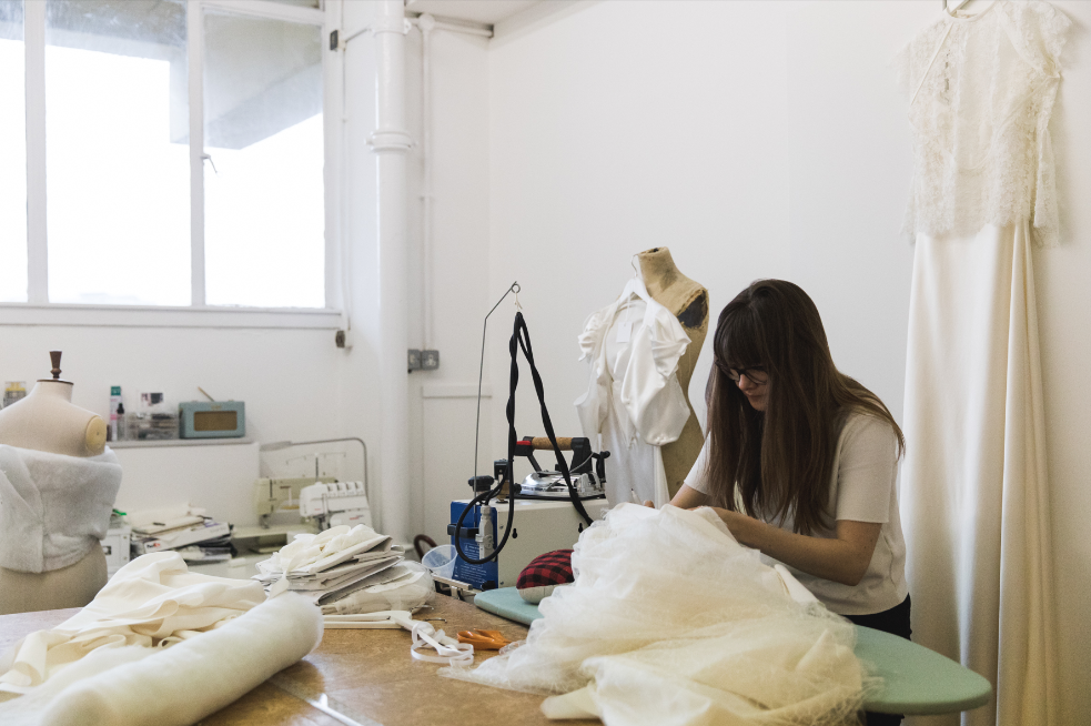Diversity of practice is what makes our work interesting. As well as 10-person-plus offices, we provide more affordable space for artists, designers and makers. These spaces cater for those who are taking a dedicated studio for the first time.