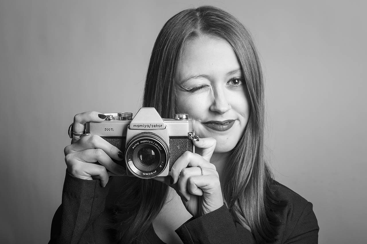 Jessica Taylor - Managing Partner   Director   Editor