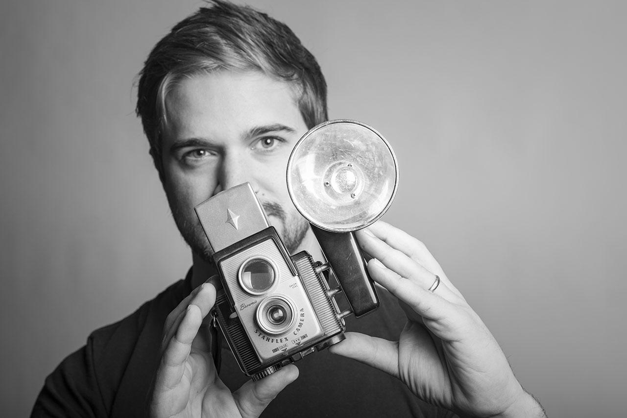 Nick Taylor - Managing Partner   Cinematographer