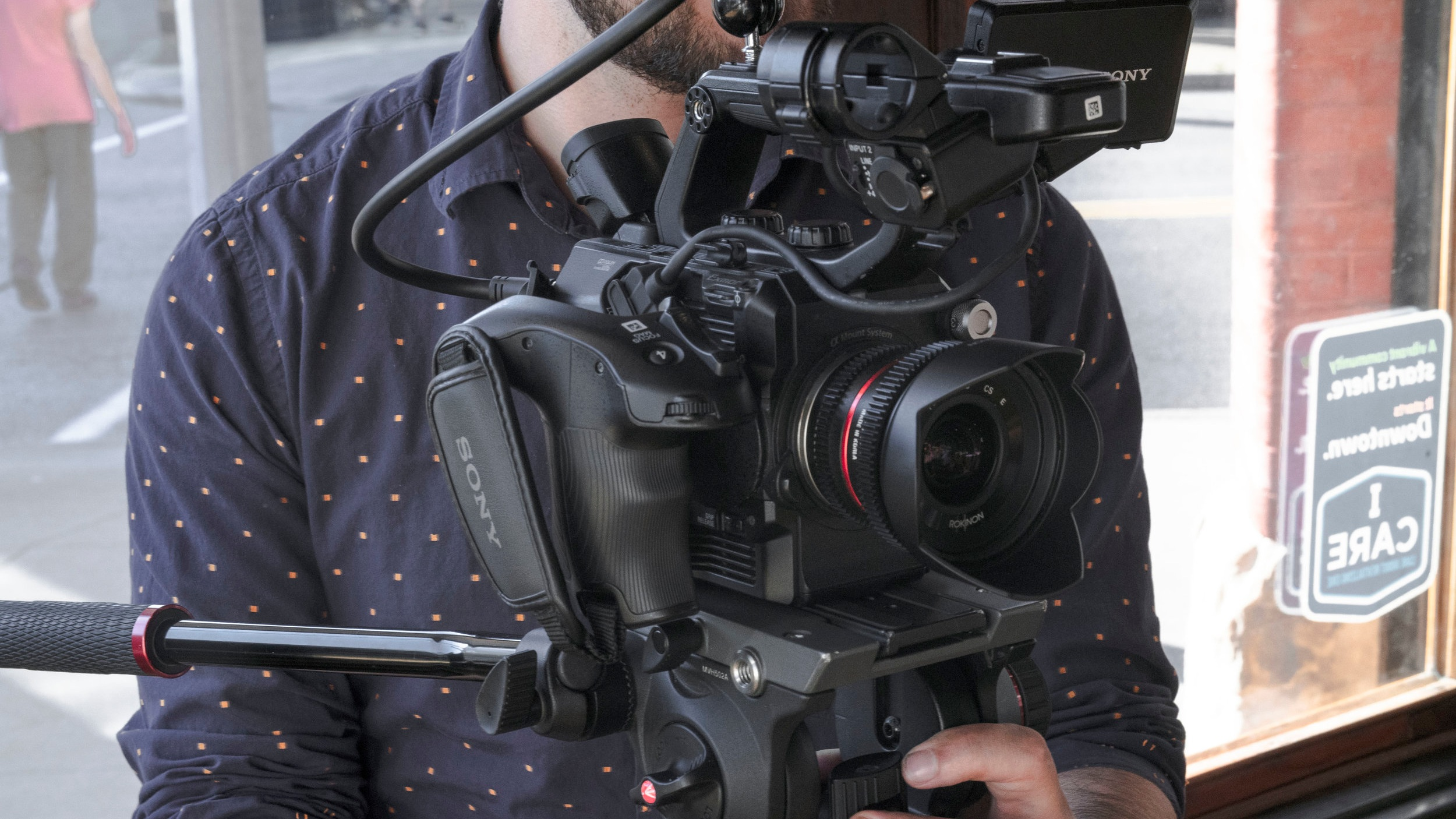 video production - ****BLURB******
