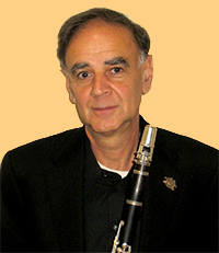Phil Bashor, Clarinet