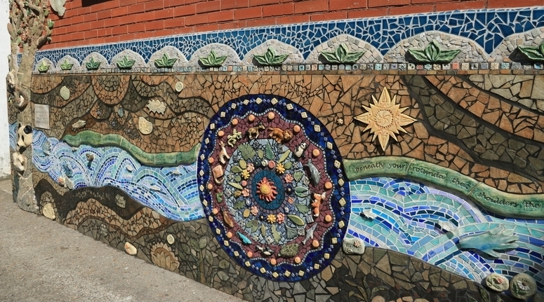 Salem Peace Mosaic