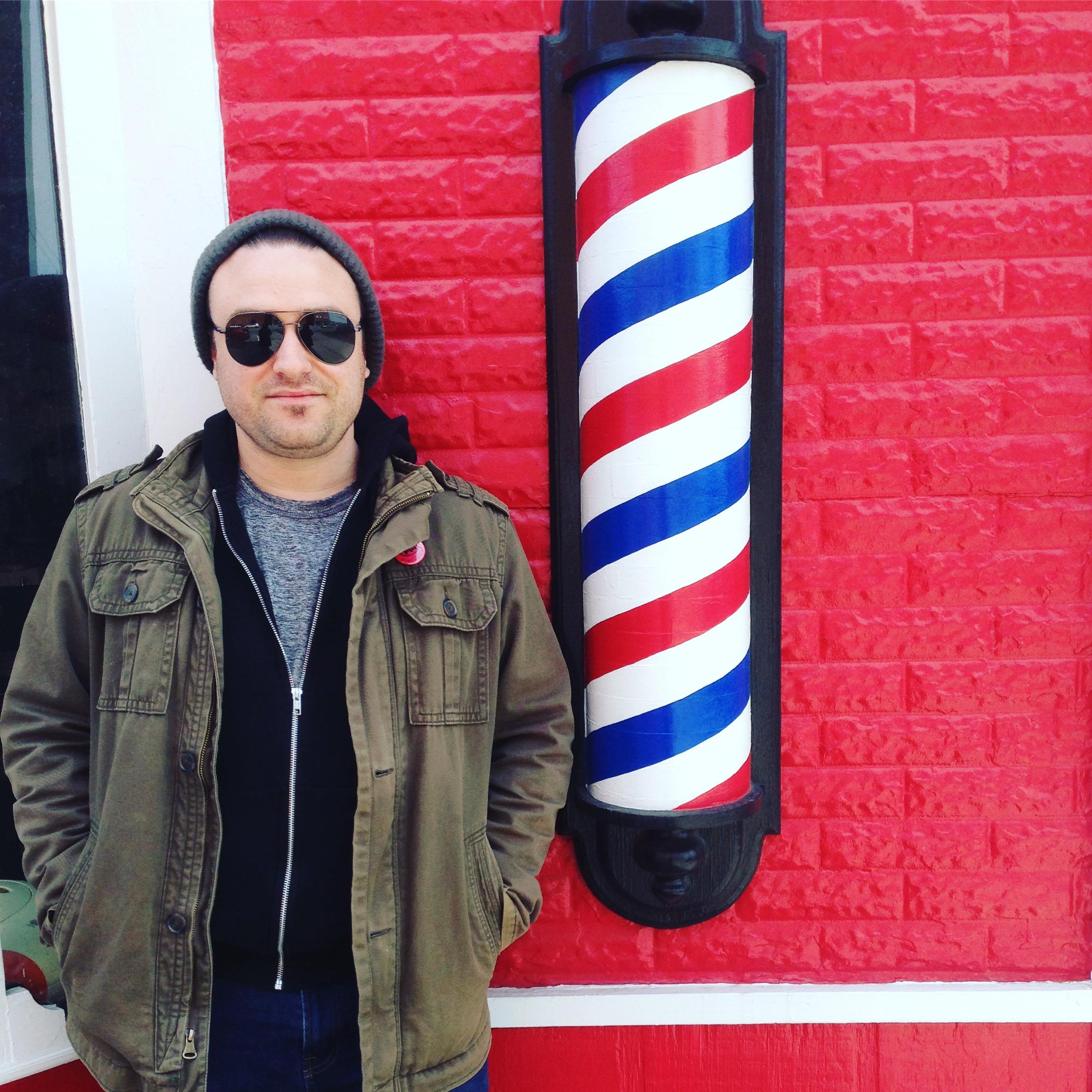 Hersey's Barbershop. Medina, OH.