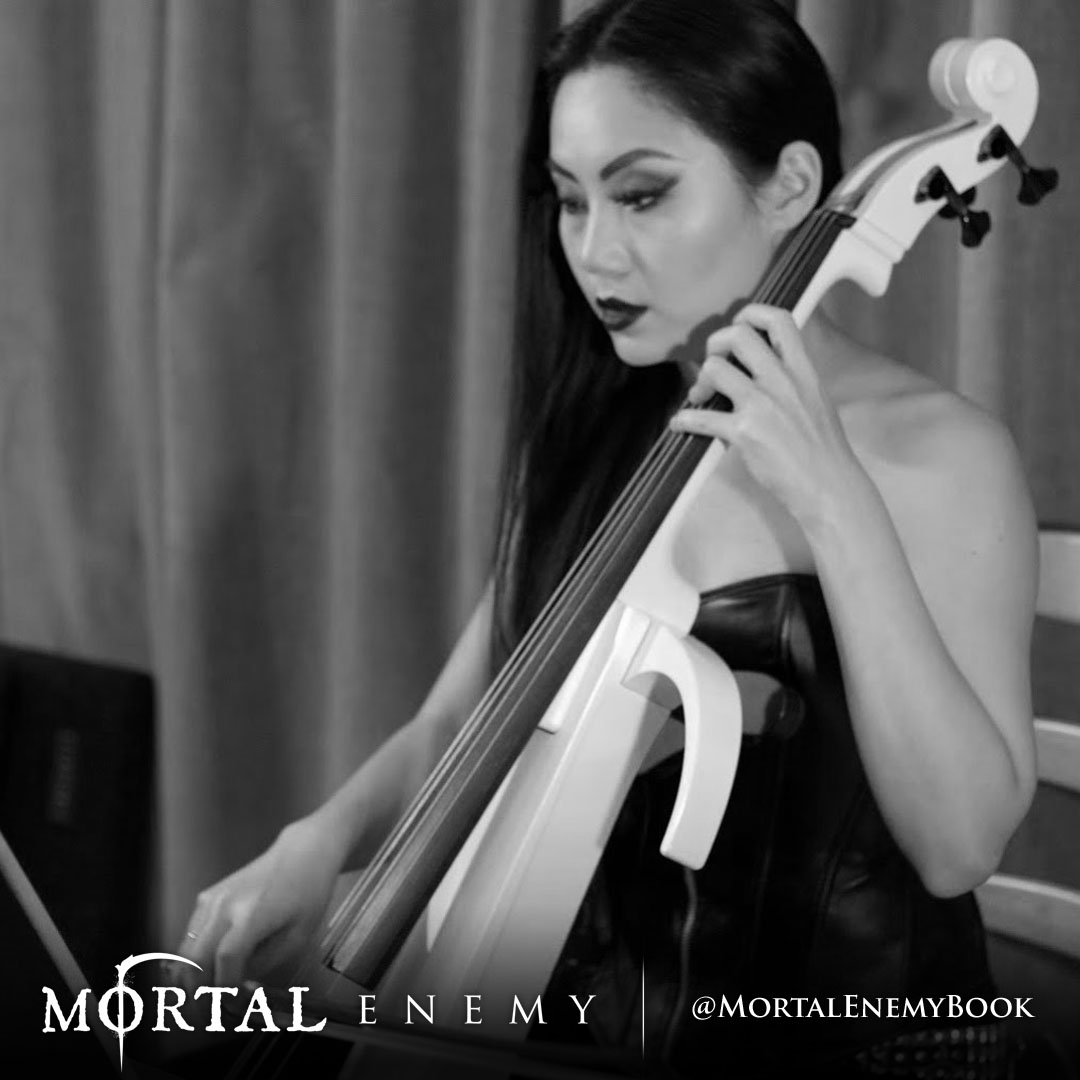 Tina Guo -   Cello
