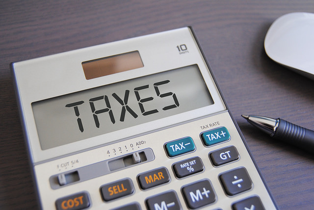 How businesses are taxed