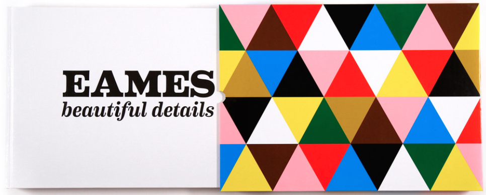 eames beautiful details coffee table book on midcentury design